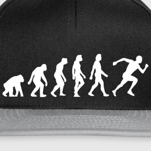 The Evolution Of Running - Snapback Cap
