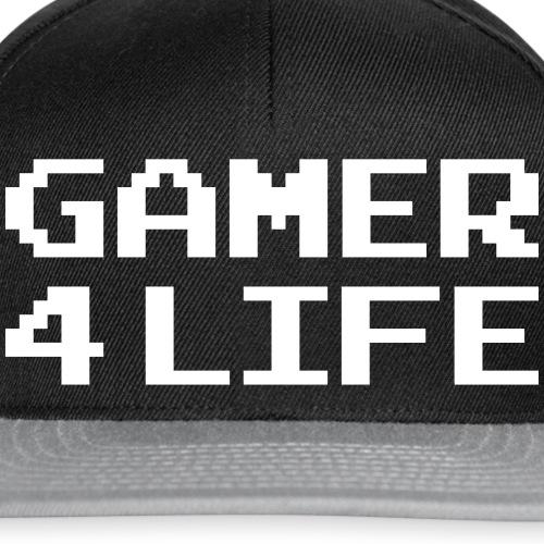 GAMER 4 LIFE - Casquette snapback