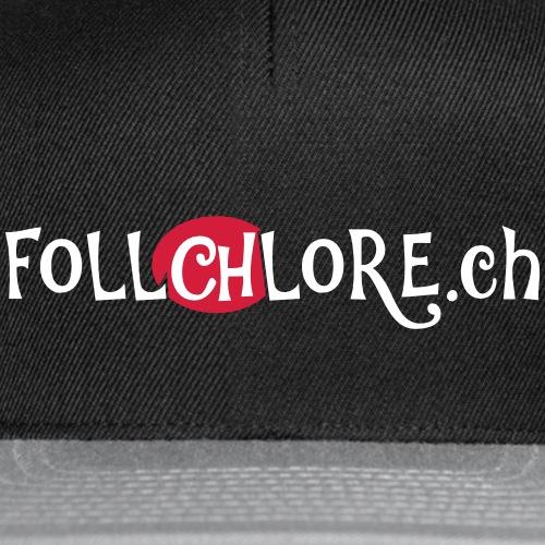 Follchlore - Snapback Cap