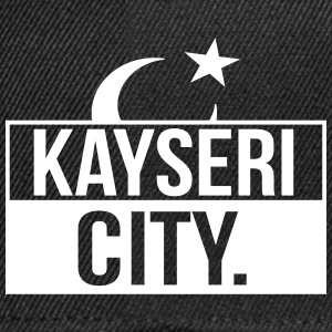 Kayseri by - Snapback-caps