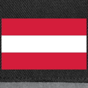 National Flag Of Austria - Snapback Cap
