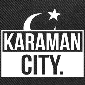 Karaman City Turkey - Snapback Cap