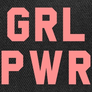 Girl Power - Snapback Cap