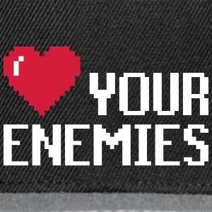 Love Enemies - Snapback Cap