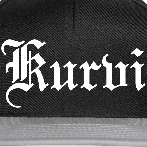 Kurvi - Snapback Cap