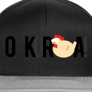 Oh, and the hens *! - Snapback Cap