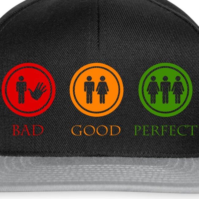 Bad good perfect - Threesome (adult humor)
