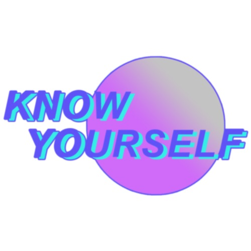 Know Yourself [Vaporwave Edition] FC - Gorra Snapback
