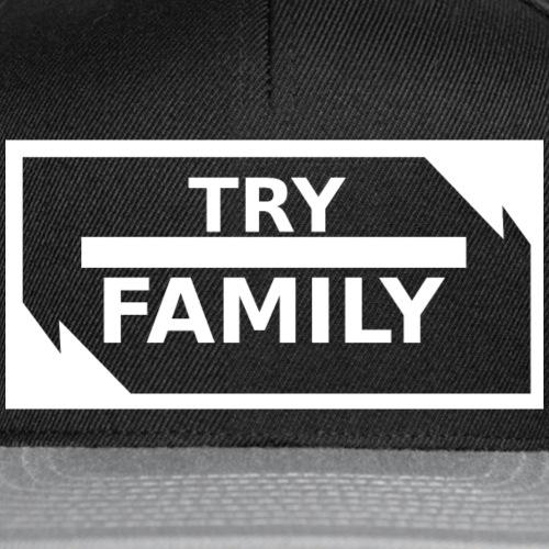 TryFamily_Kappie - Snapback Cap