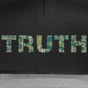 Truth Or LIES? - Snapback cap