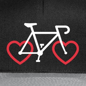 Cycle Love - Snapback Cap