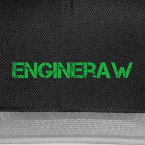 Engineraw - Casquette snapback