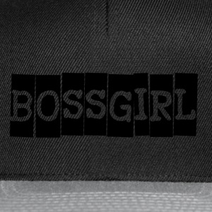 BOSS GIRL - Snapback cap