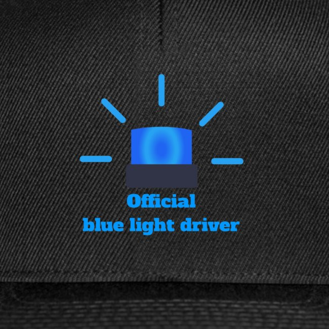 Blue light driver
