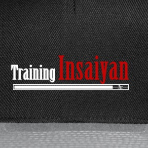 Training Insaiyan - Snapback cap