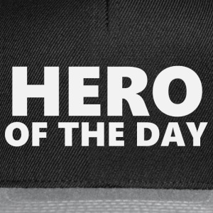 Hero of the day 1 (2202) - Snapback Cap