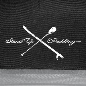 Stand Up Padling - Cross - Snapback-caps