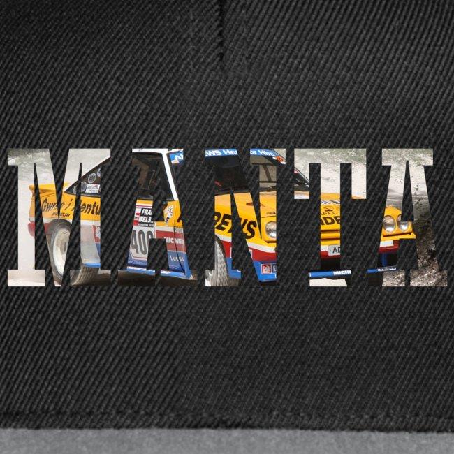 Manta Word design