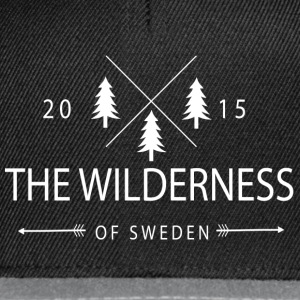 The Wilderness Of Sweden - Snapback-caps