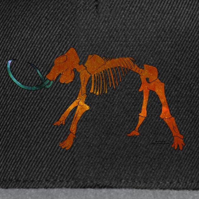 Halloween Space Mammoth Skelett
