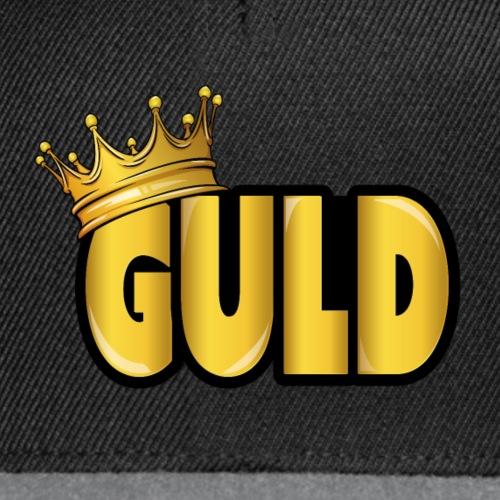 Guld - Snapbackkeps