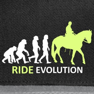 ++Ride Evolution++ - Snapback Cap