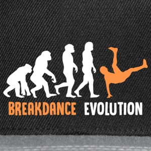 ++Breakdance Evolution++ - Snapback Cap