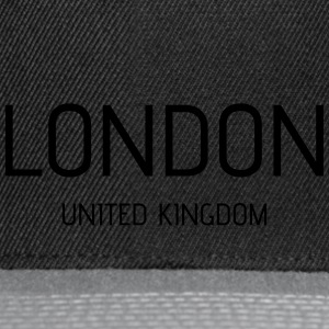 london uk - Snapback Cap