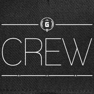 GAMING CREW - THIN - Snapback Cap