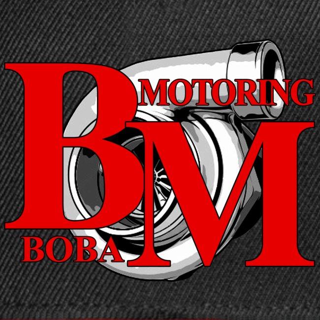 Boba-Motoring Snap Cap