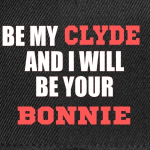 Bonnie & Clyde - Casquette snapback