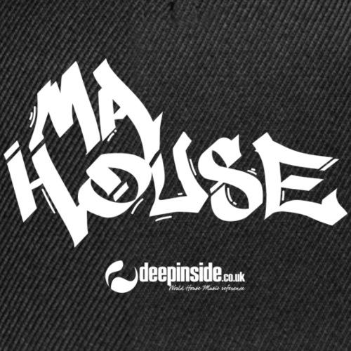 My House * by DEEPINSIDE - Snapback Cap