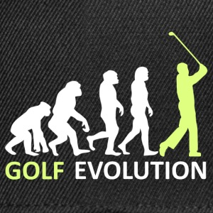 ++Golf Evolution++ - Snapback Cap
