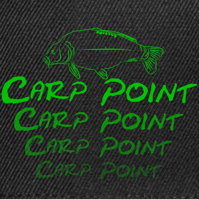 Carp Point 4 Transparenz