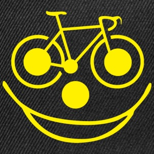 Funny Bicycle - Snapback Cap