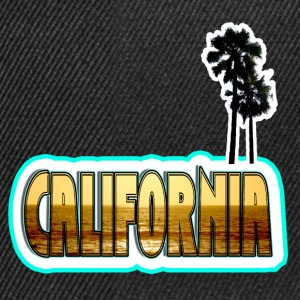 California - Snapback-caps