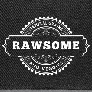 Rawsome Natural Grains Veggies - Casquette snapback