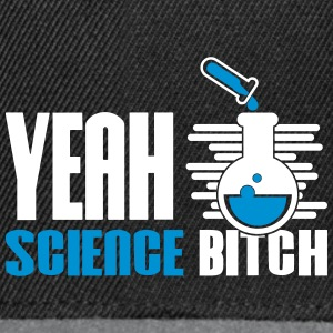 Yeah Science Bitch Chemistry - Snapback Cap