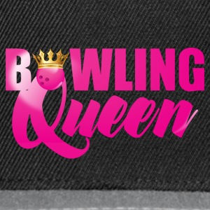 Bowling / Bowler: Bowling Queen - Snapback-caps