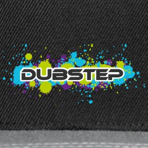 Dubstep - Casquette snapback