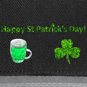 Happy Day St Patricks - Casquette snapback