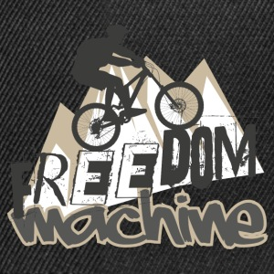 Freedom Machine - Snapback Cap