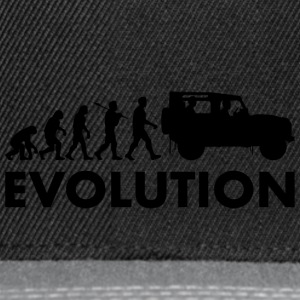 Evolution - Snapback-caps
