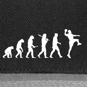 Evolution Handball! Sports! Handbal grappig! - Snapback cap