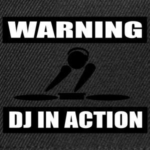 DJ ACTION - Snapback Cap