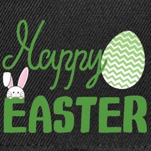 Easter / Easter bunny: Happy Easter - Snapback Cap