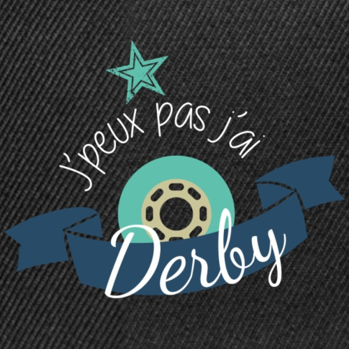 roller derby - Casquette snapback
