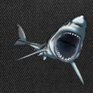 Great White Shark - Snapbackkeps