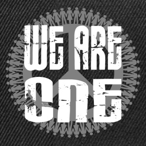 ++ WE ARE ONE ++ (WE ARE ONE) - Snapback Cap