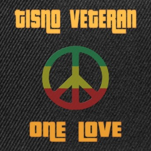 Tisno Veteran - One Love - Snapback Cap